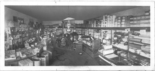 Custer Store, Arkalon, Kansas - Page