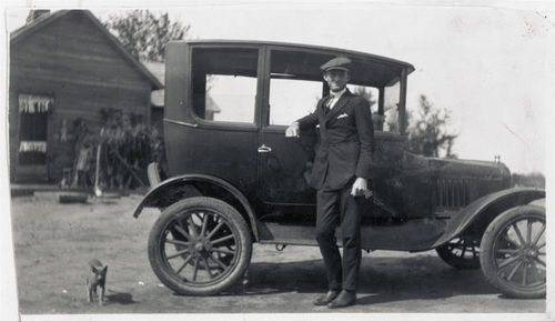 Ford automobile - Page