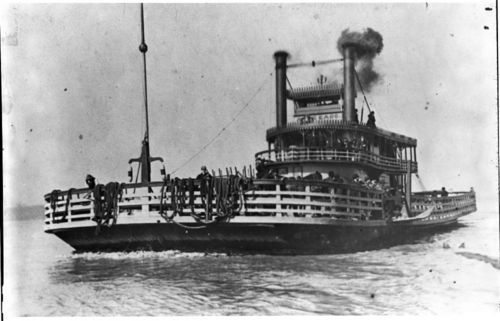 "Steamboat ""Annie Cade"" - Page"