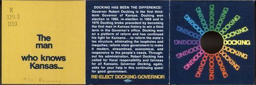 Docking: the man  who knows Kansas - Page