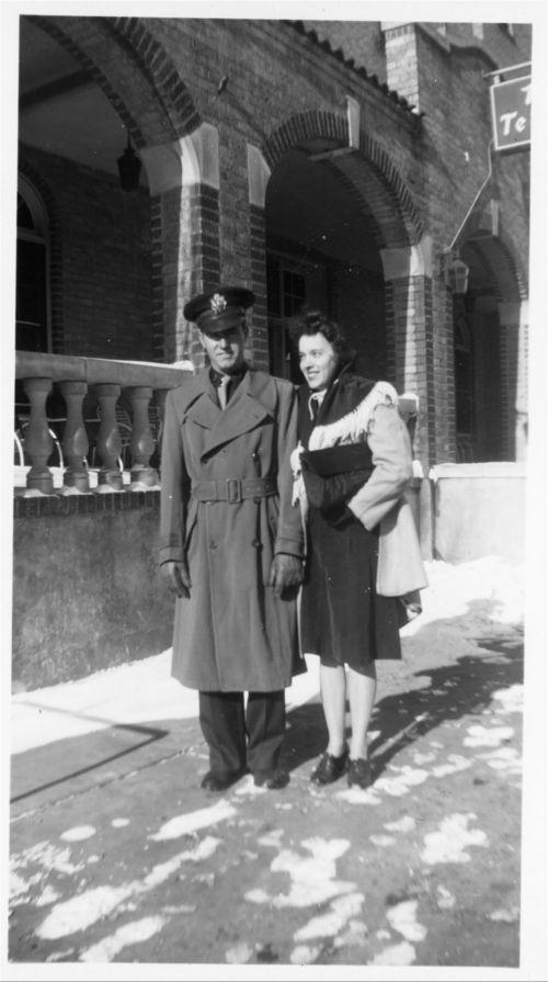 Jack C. and Grace Davis - Page