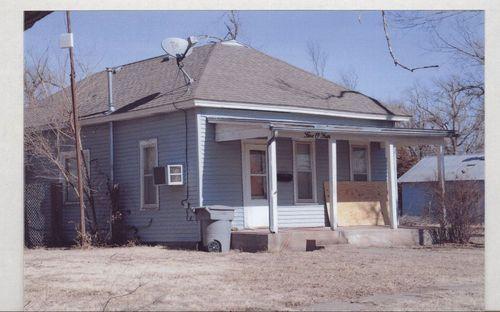 Theo Osterhause residence, Ellinwood, Kansas - Page
