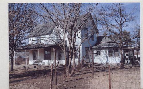 Matt Rader residence, Ellinwood, Kansas - Page