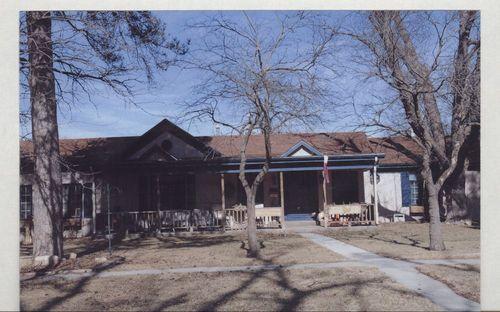 Dressen residence, Ellinwood, Kansas - Page