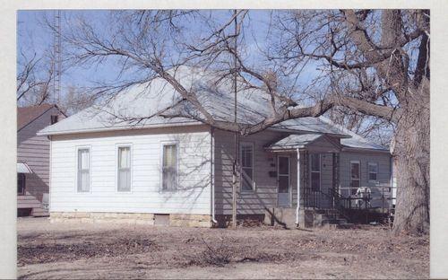 John Denker residence, Ellinwood, Kansas - Page