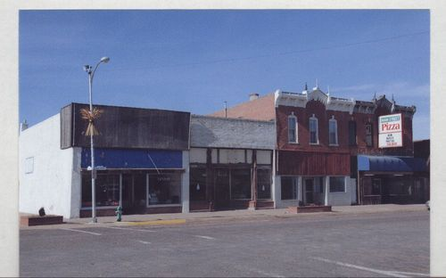 Main Street, Ellinwood, Kansas - Page