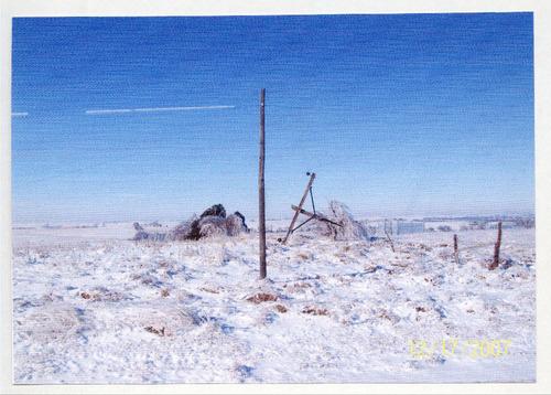 Ice storm damage, Nemaha County, Kansas - Page