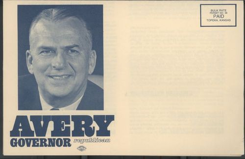 Avery, governor, Republican - Page