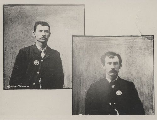Henry Newton Brown and Ben Wheeler - Page