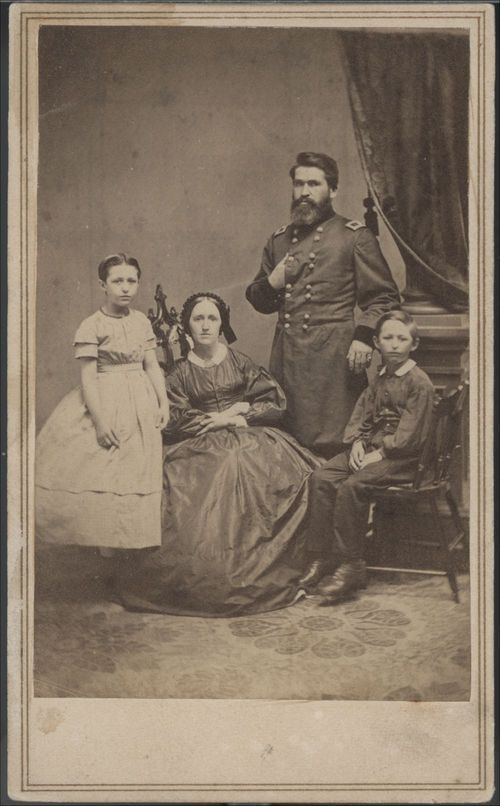 James Gillpatrick Blunt and Family - Page