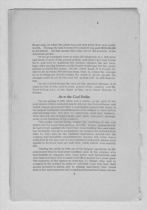 Altgeld's great speech - Page
