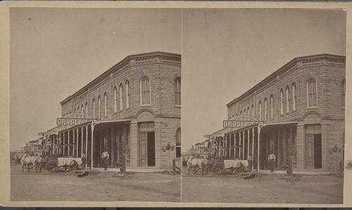 Street scene, Ellsworth, Kansas - Page