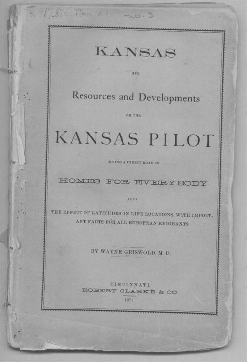 Kansas, her resources and developments - Page