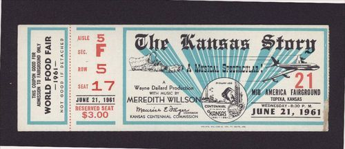 The Kansas story.  A musical spectacular! - Page