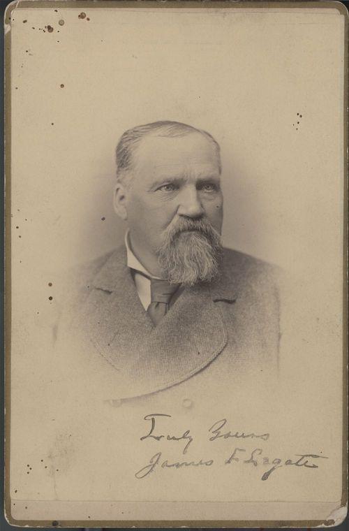 James Frazier Legate - Page
