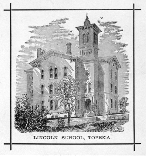 Lincoln School, Topeka, Kansas - Page