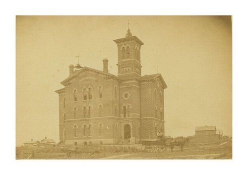 Lincoln School, Topeka, Kansas - Page