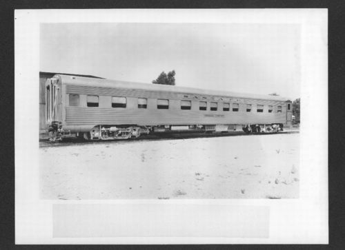 Atchison, Topeka & Santa Fe Railway Company's Regal Court car - Page