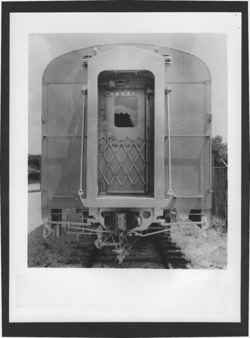 Atchison, Topeka & Santa Fe Railway's Palm Arch passenger car - Page
