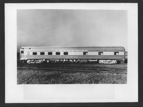 Atchison, Topeka & Santa Fe Railway's Pine Beach passenger car - Page