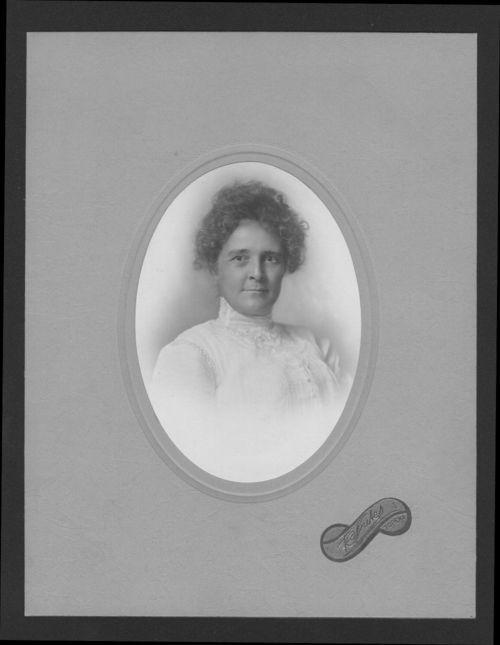 Martha Van Orsdol Shaw Farnsworth - Page