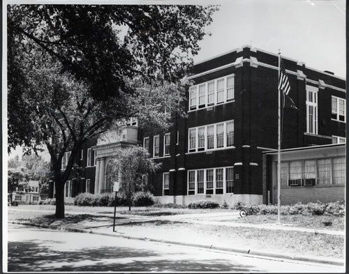 Boswell Junior High School, Topeka, Kansas - Page