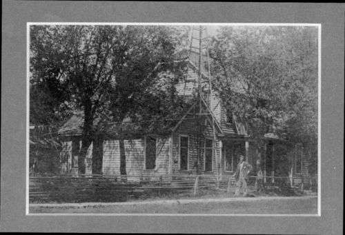 Jacob Valentine Schleigh home, Beattie, Kansas - Page