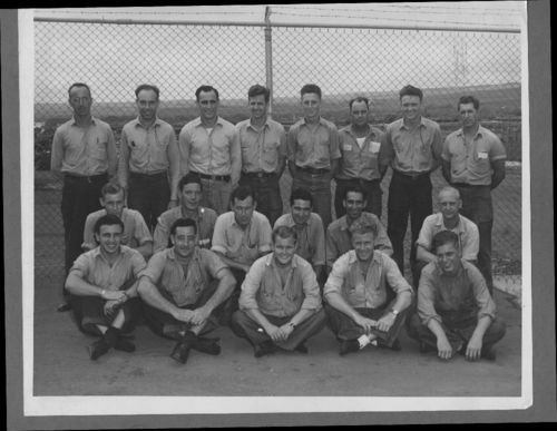 Print shop personnel at the Joint Intelligence Center, Pacific Ocean Areas, Hawaii - Page