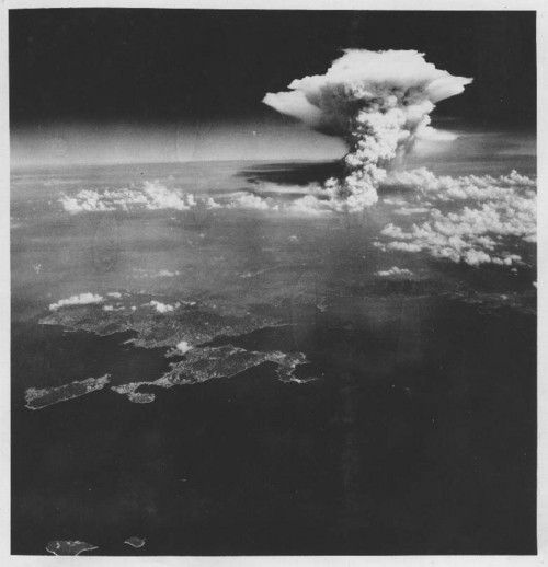 Bombing of Hiroshima, Japan - Page