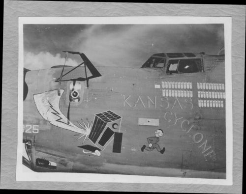 Photograph showing Kansas Cyclone  