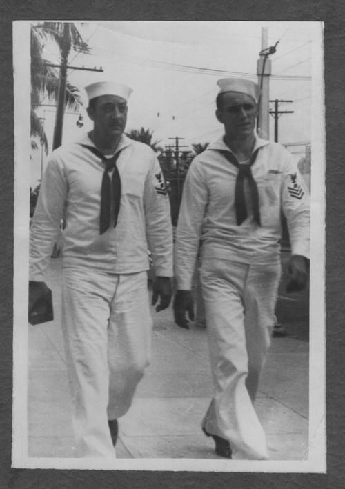 Murlyn Mathias and O. D. Harrell - Page
