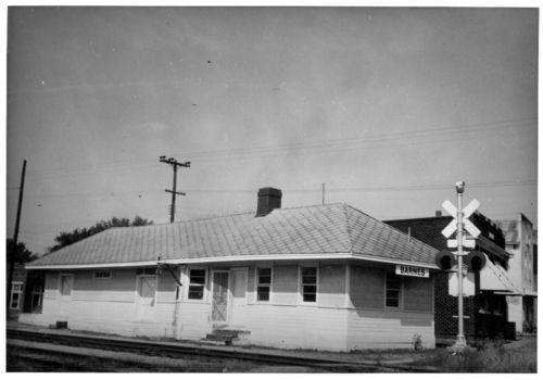 Missouri Pacific Railroad depot, Barnes, Kansas - Page