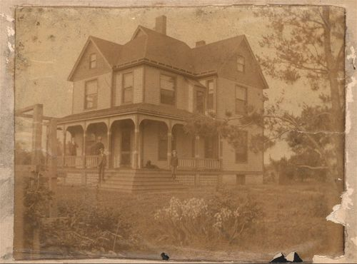 Franklin George Adams'  Residence, Topeka, Kansas - Page