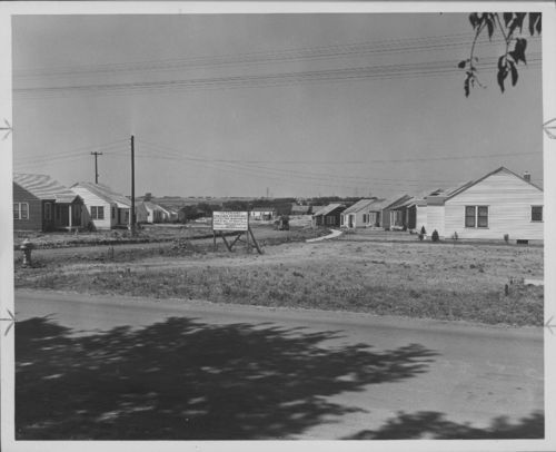 Veterans housing project, El Dorado, Kansas - Page