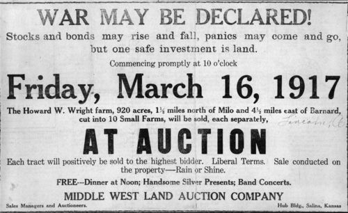 Farm auction in Milo, Kansas - Page