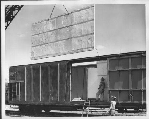 Atchison, Topeka and Santa Fe Railway Company shop employees, Topeka, Kansas - Page