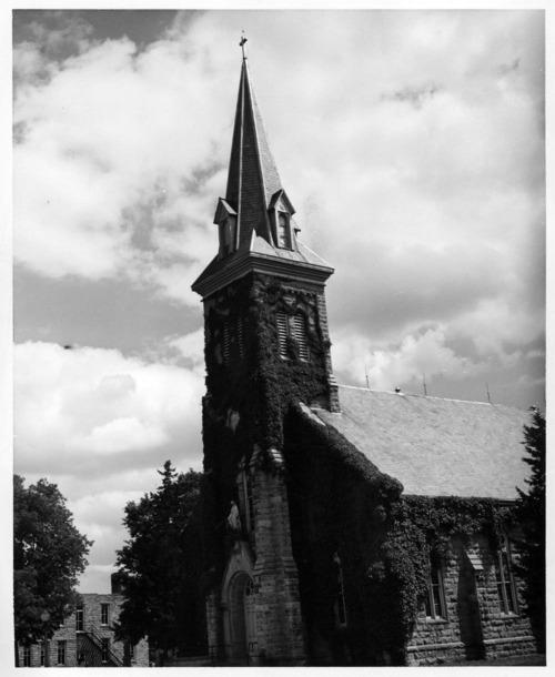 Immaculate Conception Catholic Church, St. Marys, Kansas - Page
