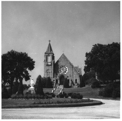Immaculata Church St. Marys, Kansas - Page