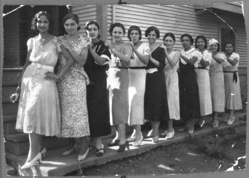 Mexican American women, Topeka, Kansas - Page