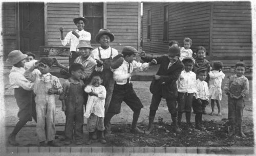Mexican American children, Topeka, Kansas - Page