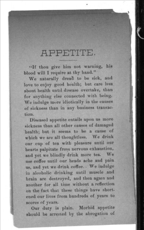 Appetite - Page