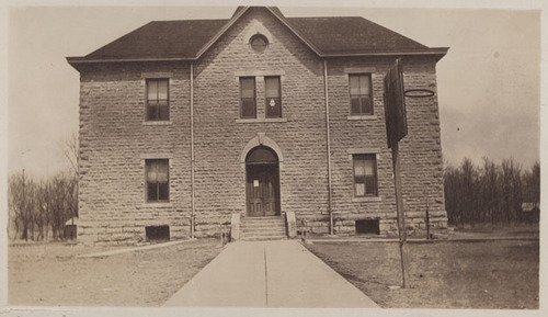Randolph Public School, Randolph, Kansas - Page