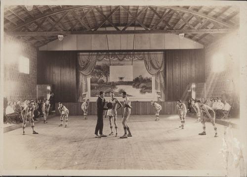 Basketball game, Randolph High School, Randolph, Kansas - Page