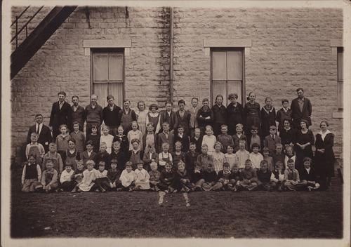 Randolph Public School students, Randolph, Kansas - Page