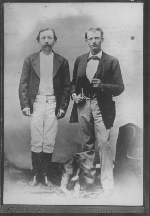 James Kelley and Charles Hungerford - Page