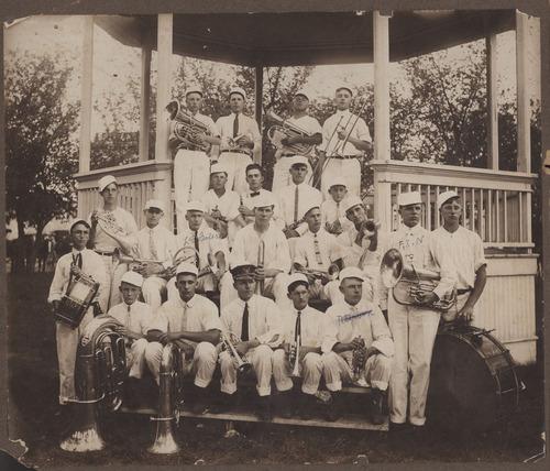 Randolph band, Randolph, Kansas - Page