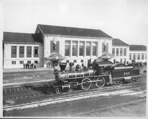 Union Pacific Railroad depot, Topeka, Kansas - Page
