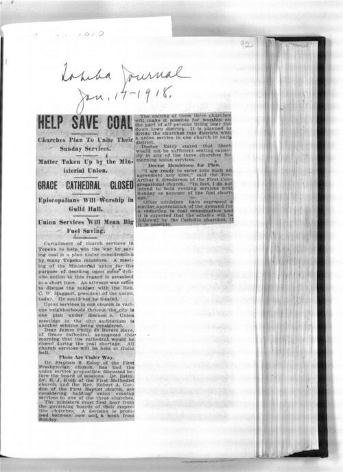 Help save coal - Page