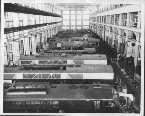 Atchison, Topeka & Santa Fe Railway Company shops, Cleburne, Texas - Page