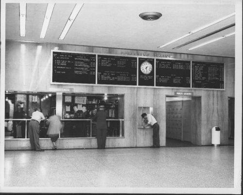 Dearborn station, Chicago, Illinois - Page